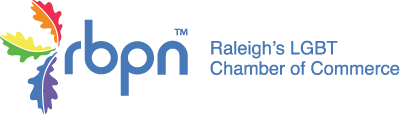 Raleigh's LGBT Chamber of Commerce logo