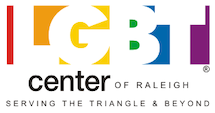 LGBT Center of Raliegh logo