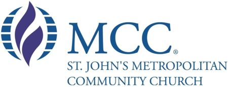 St John's Metropolitan Community Church logo